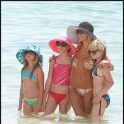 Shauna Sand expose encore et toujours sa plastique, même aux côtés de ses filles !