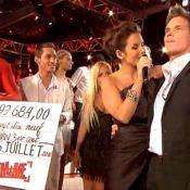 Dilemme : Regardez JC le grand vainqueur remporter... 99 684 euros ! Belle audience ! (réactualisé)