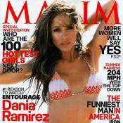 Voyez la superbe Dania Ramirez exhiber son corps comme jamais...