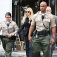 Lindsay Lohan dévastée