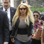 Regardez Lindsay Lohan au tribunal et faire son entrée en prison !