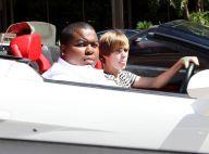 Justin Bieber : Le cinéma lui fait du pied... tandis qu'il fait le beau, les pieds au plancher dans sa Lamborghini ! (réactualisé)