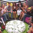 Les candidats sont accueillis par Benji en duplex depuis le plateau du prime (émission du 23 juillet 2010).