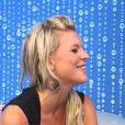 Amélie ne semble plus fachée avec Shine (émission du 23 juillet 2010).