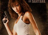 """Avertissement : Jessica Alba, Michelle Rodriguez et Lindsay Lohan dans le nouveau trailer de """"Machete""""... âmes sensibles s'abstenir !"""