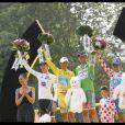 Arrivée du Tour de France sur les Champs-Elysées et victoire de Contador (25 juillet 2010)