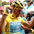 Victoire d'Alberto Contador (25 juillet 2010 à Paris)