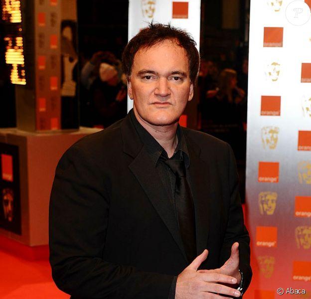 Quentin Tarantino, président du jury de la 67e Mostra de Venise.