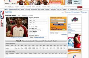 Lorenzen Wright, pivot de la NBA, retrouvé assassiné, le corps criblé de balles...