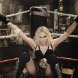 La chanteuse américaine Madonna