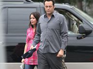 Vince Vaughn ne veut plus être séparé de sa femme, enceinte !