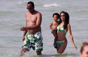 Conrad Murray, inculpé dans la mort de Michael Jackson : derniers jours de répit en famille !