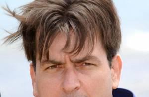 Charlie Sheen plaide coupable et écope de... 30 jours de rehab !