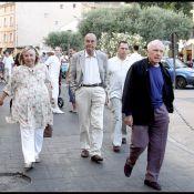 Jacques Chirac, en vacances entre amis, a gardé ses bonnes vieilles habitudes !