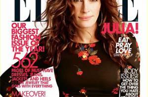 Julia Roberts : Elle déteste le botox et ne veut plus jouer les amoureuses...