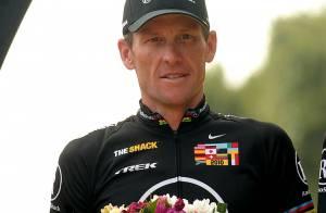 Lance Armstrong, les yeux rivés sur une nouvelle étape :