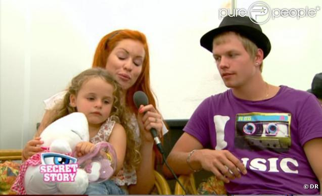 bastien et Anne-K sont parents... pour de faux !