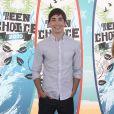 Justin Long à l'occasion des Teen Choice Awards 2010, qui se sont tenus au Gibson Amphitheater d'Universal City, au nord de Los Angeles, en Californie, le 8 août 2010.