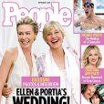 Portia de Rossi et Ellen DeGeneres, l'un des plus beaux couples d'Hollywood