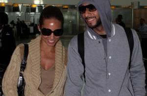 Alicia Keys : Enceinte et en bikini, elle profite de sa lune de miel !