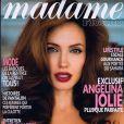 La couverture de  Madame Figaro  dans lequel vous pouvez retrouvez l'interview de Bertrand Blier et Jean Dujardin en intégralité.