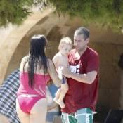 Adam Sandler : Au soleil avec sa petite famille, il passe pourtant des vacances pourries !