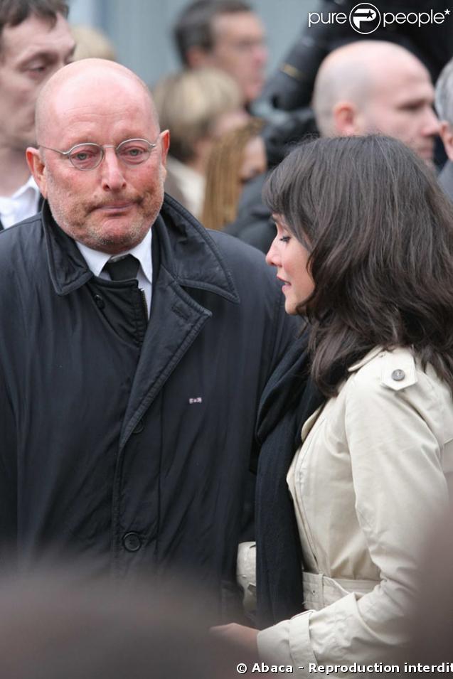 Très vive émotion aux obsèques de Thierry Gilardi...