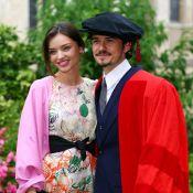 Miranda Kerr et Orlando Bloom : Ils attendent leur premier enfant !