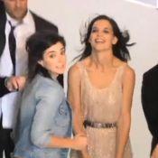 Katie Holmes encore dans les bras d'autres beautés d'Hollywood, et c'est sublime !