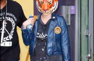 Qui est cette tigresse qui tente de passer incognito en plein New York ?