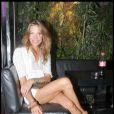Laurence Treil au VIP Room de Saint Tropez le 21/08/10