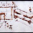 Pete Doherty expose son art à Paris : Bilo Ireland
