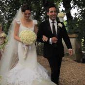 Coco Rocha : Le top vous offre... la vidéo de son superbe mariage !
