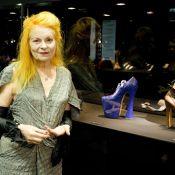 """Vivienne Westwood : Ses """"bébés"""" les plus loufoques sont honorés..."""