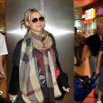 """Anna Kournikova lors de la Fashion Week à Istanbul le 25 août 2010"""