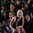 Lors de l'événement Nike Primetime Knockout, dévoilant, le 25 août 2010 à New York, les tenues de l'équipementier pour l'US Open, Bradley Cooper et Bar Refaeli ont été mis à contribution avec Nadal, Federer, Azarenka, McEnroe, Sharapova...