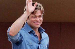 Brad Pitt : Séparé de sa douce, il se transforme en chef de chantier... So sexy !