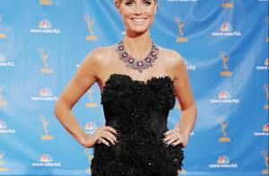 Emmy Awards 2010 : Heidi Klum et Lea Michele ont ouvert le festival des beautés !