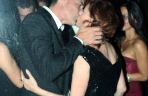 Emmy Awards Party : Susan Sarandon embrasse Matthew Fox... devant sa femme, January Jones et Claire Danes !