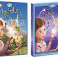 Clochette et L'expédition féerique , disponible en DVD et Blu Ray le 20 octobre 2010