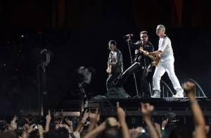 U2 en Turquie : Bono fait un chouette cadeau au Premier ministre !