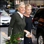 Ellen DeGeneres et Portia De Rossi : Rayonnantes, amoureuses et... hilarantes !