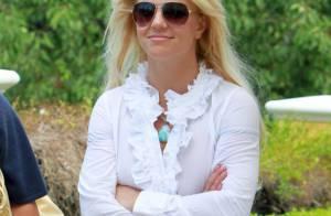 Britney Spears : Sublime au naturel pour ses émouvantes retrouvailles avec... la junk-food !