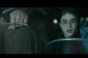 Harry Potter et les reliques de la mort : Un nouveau spot très intense vient d'être dévoilé !