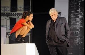 Mélanie Doutey, solaire et délicieuse face au monstre Jacques Weber !