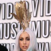 "Lady Gaga : En robe ""viande"" ou en madone, la Reine des MTV Video Music Awards 2010... c'est elle !"