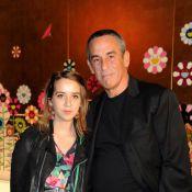 Thierry Ardisson : Sortie artistique colorée avec sa fille Ninon !