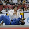 """Le 13 septembre 2010, Teddy Riner s'inclinait en finale des championnats du monde à Tokyo, en toutes catégories, face au Japonais Daiki Kamikawa. """"Je me suis fait voler"""", s'agacera-t-il après sa défaite."""