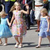 Maxima des Pays-Bas : Ses trois ravissantes petites princesses ont fait leur première sortie officielle !