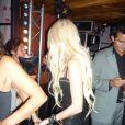 Taylor Momsen lors de la soirée de lancement du nouveau parfum de John Galliano à Paris, le 13 septembre 2010